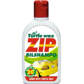 Turtlewax bilshampoo zip, 500 ml
