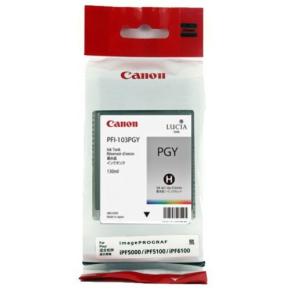 Canon PFI-103GY blækpatron, fotogrå