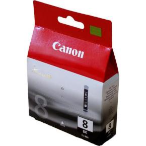 Canon CLI-8BK blækpatron, blister, sort, 490s
