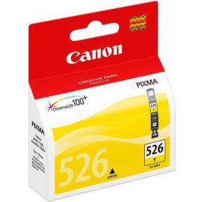 Canon CLI-526 blækpatron, gul, 9ml