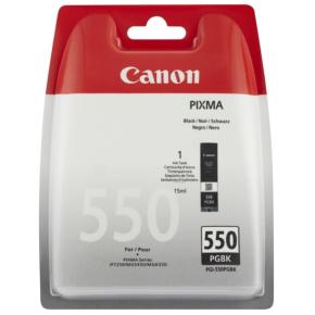 Canon PGI-550 blækpatron, pigmenteret sort, 300s