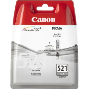 Canon CLI-521GY blækpatron, grå, 9ml