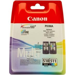 Canon PG-510/ CL-511 blækpatron Sampak