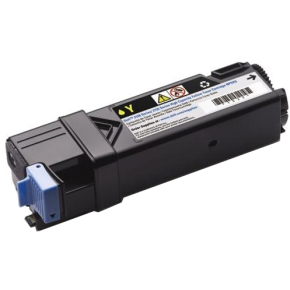 Dell 593-11037 lasertoner, gul, 2500s