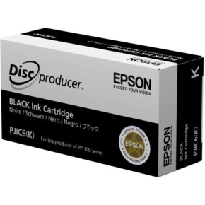Epson C13S020452 blækpatron, sort, 26ml