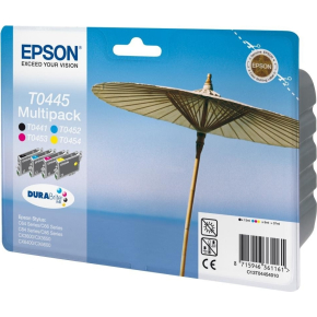 Epson C13T04454010 blækpatron, sampak