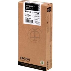 Epson C13T596800 blækpatron, matsort, 350ml