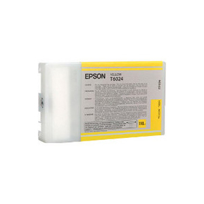 Epson C13T602400 blækpatron, gul, 110ml