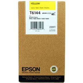 Epson C13T614400 blækpatron, gul, 235s