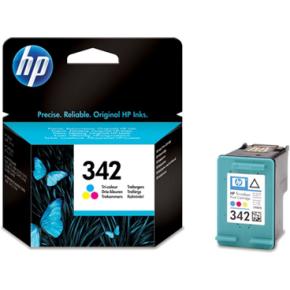 HP 342/C9361EE blækpatron, farve, 220s