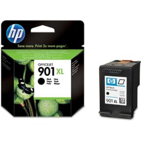 HP nr.901/CC654AE XL blækpatron, sort, 700s