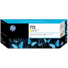 HP nr. 772/CN630A blækpatron, gul, 300ml