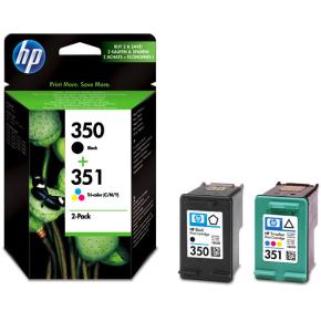 HP 350+351/SD412EE blækpatron, sampak