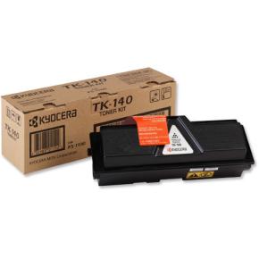 Kyocera TK-140  lasertoner, sort, 4000s