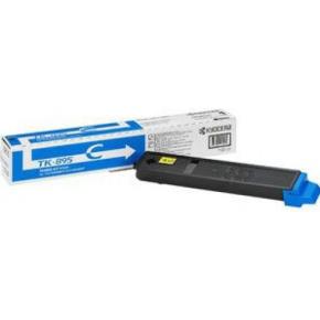 Kyocera TK-895C lasertoner, blå, 6000s