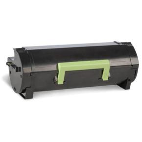 Lexmark 50F2H0E lasertoner, sort, 5000s