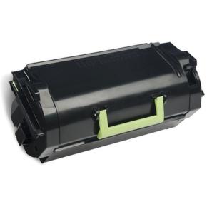 Lexmark 62D2X0E lasertoner, sort, 45000s