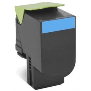 Lexmark 70C2HCE lasertoner, blå, 3000s