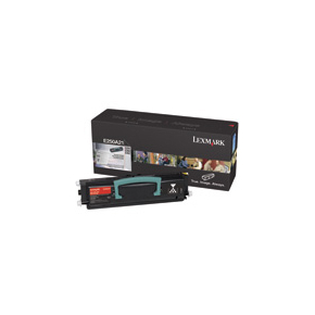 Lexmark E352H31E lasertoner, sort, 9000s