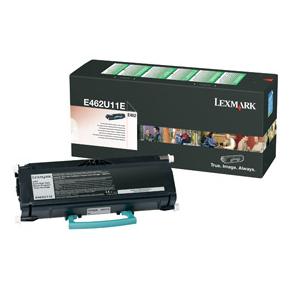 Lexmark E462U11E lasertoner, sort, 18000s