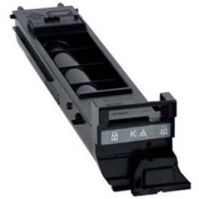 Konica Minolta A0DK153 lasertoner, sort, 8000s