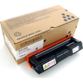 Ricoh 406479 lasertoner, sort, 6500s