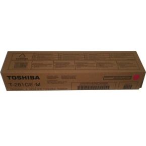 Toshiba 6AK00000047 lasertoner, rød, 10000s