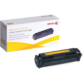 Xerox 003R99787 lasertoner, gul, 1400s