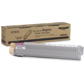 Xerox 106R01078 lasertoner, rød, 18000s