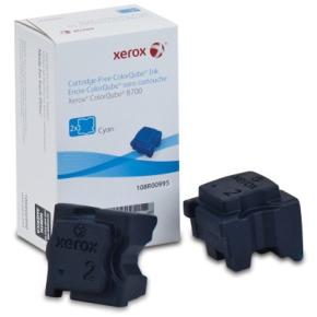 Xerox 108R00995 blækpatron, blå, 2x 4200s