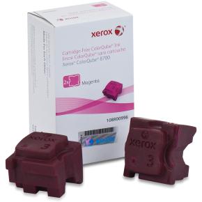 Xerox 108R00996 blækpatron, rød, 2x 4200s