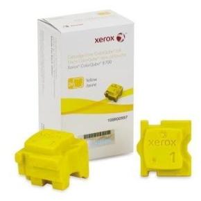Xerox 108R00997 blækpatron, gul, 2x 4200s