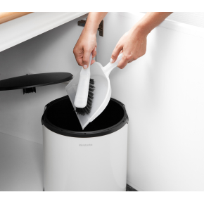 Brabantia Built-in Bin affaldsspand 15L, hvid
