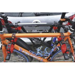 Cykelholder til 3 cykler