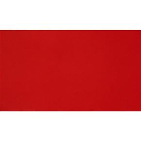 CL Micro stol m/ ryglæn, rød, kunstlæder