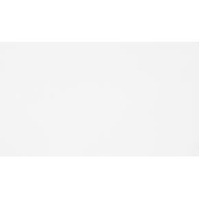 CL Jolly sadelstol m/ ryglæn, hvid, kunstlæder
