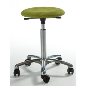 CL Beta stol, grøn, stof, 360/40 mm