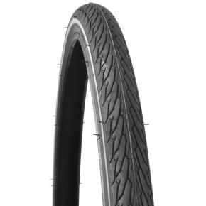 """Rawlink citybike cykeldæk, 28"""", maks. 117 kg"""