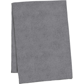Zone Confetti Mikrofiber viskestykke, grå