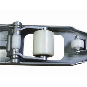 Palleløfter 915x530 mm, Quick lift, Single nylon
