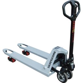 Palleløfter 1150x530 mm, Quick lift, Boggie nylon