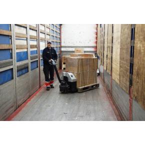 Silverstone elektrisk palleløfter 1400mm, 1500 kg