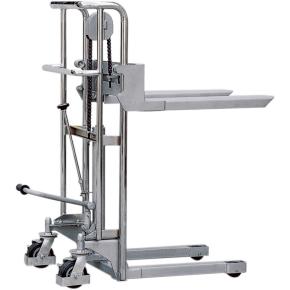 Mini-stabler m/manuelt løft, 85-850mm, 400 kg