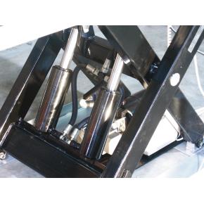 Silverstone  el-løftebord, 4000 kg, 240-1050 mm