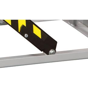 Silverstone el-løftebord, 500 kg, 200-1000 mm