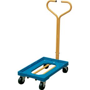Silverstone trolley med håndtag