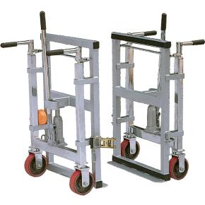Silverstone møbel- og godsvogn, 1800 kg