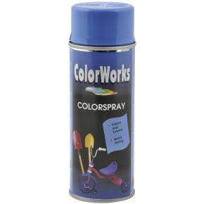 ColorWorks hobbyspray, himmelblå