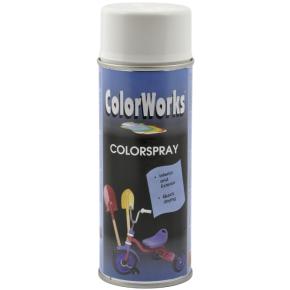 ColorWorks hobbyspray, renhvid