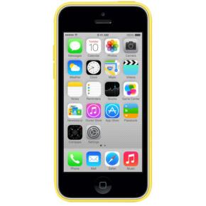 Apple iPhone 5c Case - gul